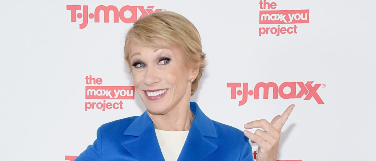 Barbara Corcoran learned something new about herself at the Maxx You Project Lab as she teamed up with T.J.Maxx to help women understand what makes them one-of-a-kind on Wednesday, October 11, 2017 in New York City. (Photo by Ilya S. Savenok/Getty Images for T.J. Maxx)