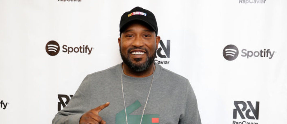 HOUSTON, TX - DECEMBER 14: Bun B attends Spotify's RapCaviar Live in Houston at Revention Music Center on December 14, 2017 in Houston, Texas. (Photo by Bob Levey/Getty Images for Spotify)