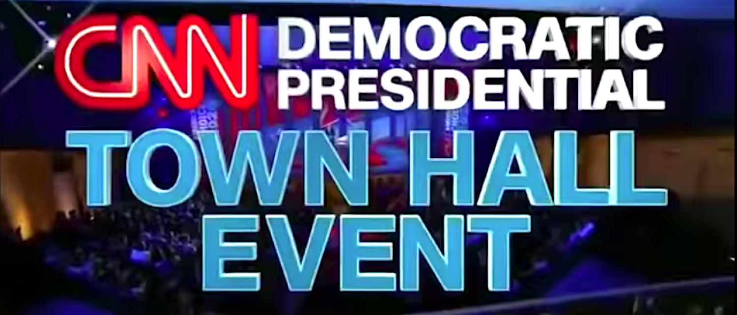 CNN Agrees To Town Halls With 4 More Presidential Candidates