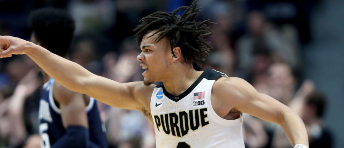 Purdue Star Carsen Edwards Enters The Nba Draft The Daily Caller