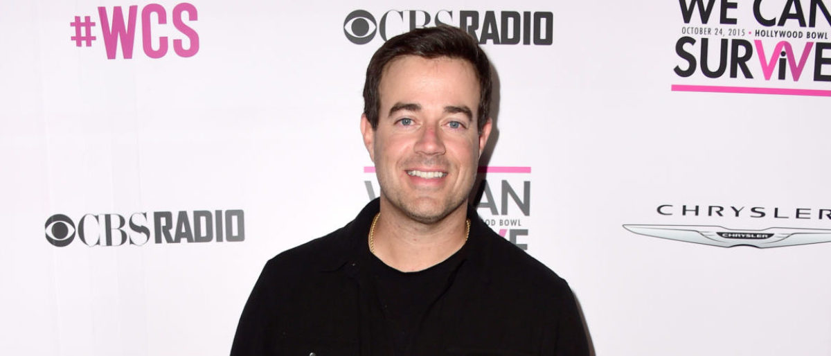 Carson Daly Defends Himself After 'Baby Making Juice ...