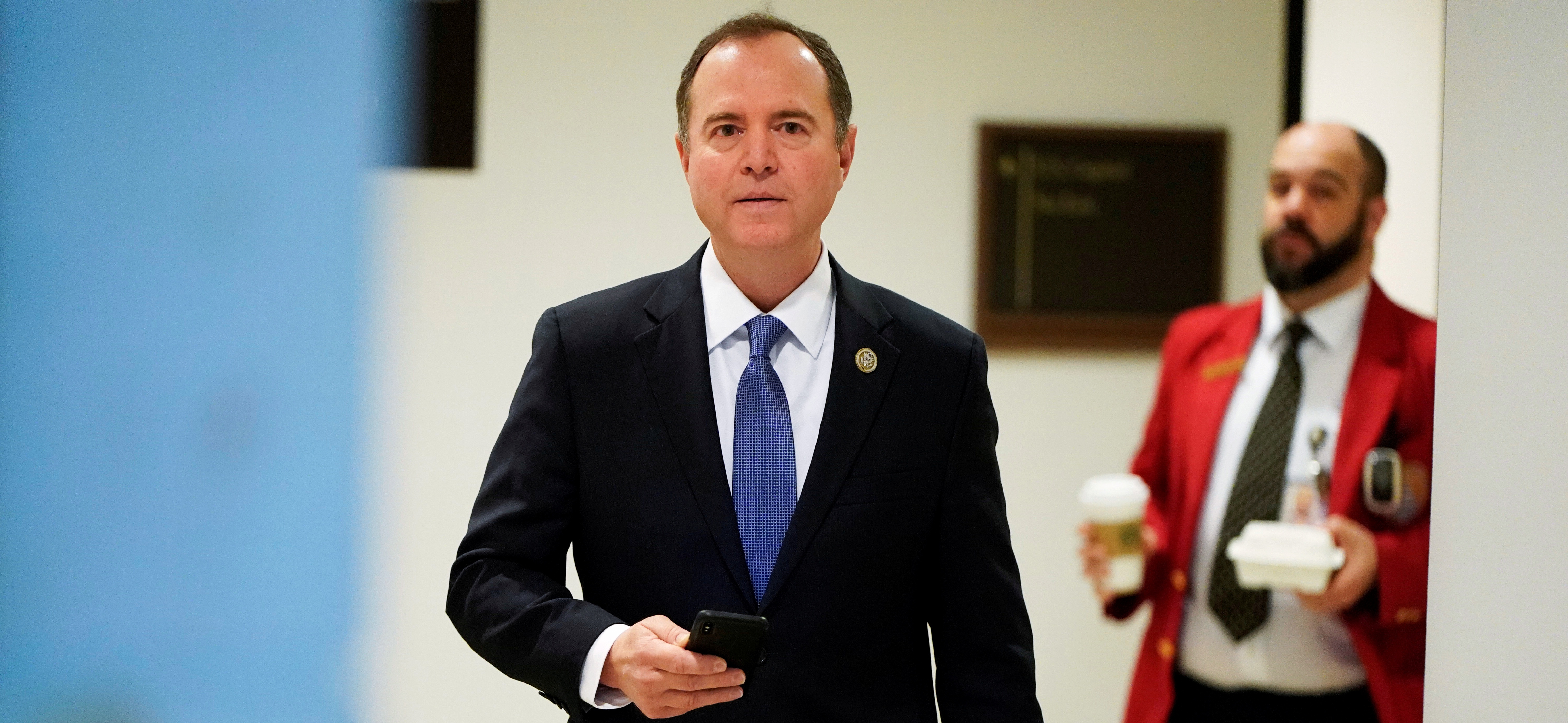 'Time Is Running Out': Schiff Hopes To Decide On Mueller Subpoena Soon | The Daily Caller