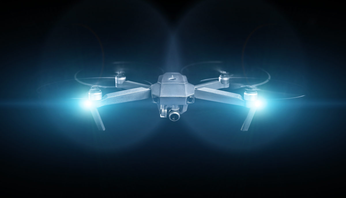 Illegal Immigrants Caught Using A Drone To Sneak Into The US