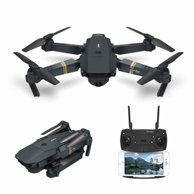 This drone is on sale for just $75.99 on Amazon (Photo via Amazon)