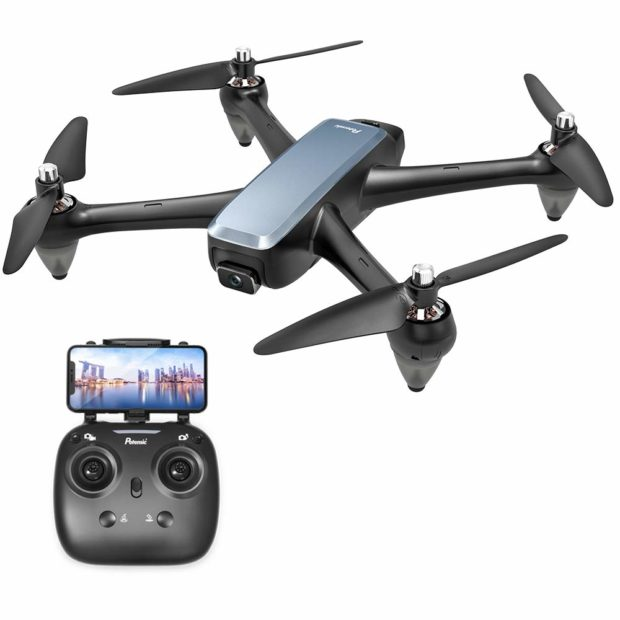 This drone streams in high quality 5G from up to 1300FT (Photo via Amazon)