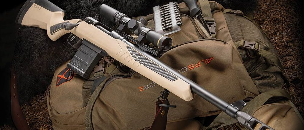 GUN TEST: SAVAGE ARMS 110 SCOUT - Long Room
