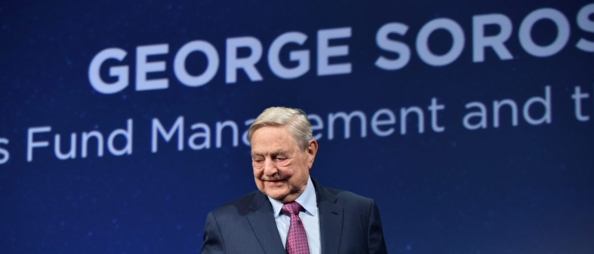 FACT CHECK: Viral Image Claims To Show George Soros In A Nazi Uniform