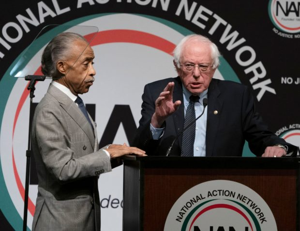 Image result for sharpton national action network reparations
