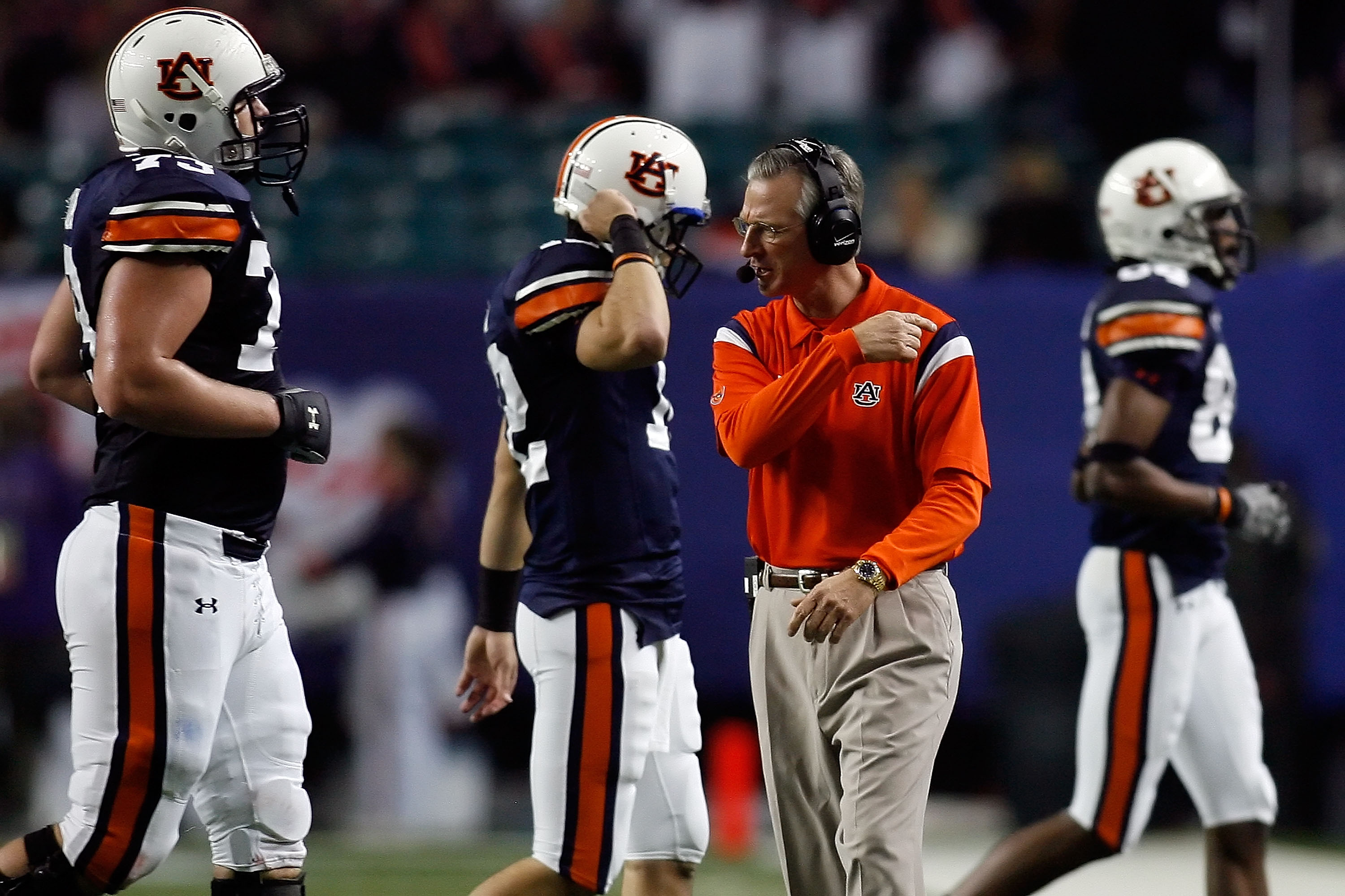 Tommy Tuberville running for U.S. Senate