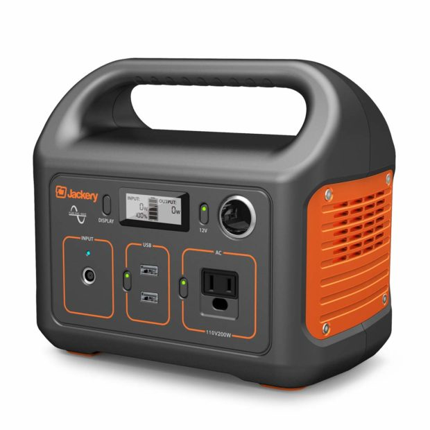 The Explorer 240 Portable Power Station is your one stop shop for all your outdoor charging needs (Photo via Amazon)