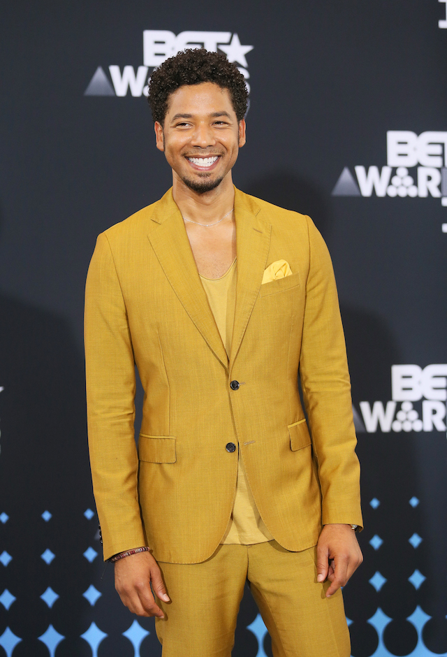 2017 BET Awards Photo Room Los Angeles, California, U.S., 25/06/2017 - Jussie Smollett. REUTERS/Danny Moloshok