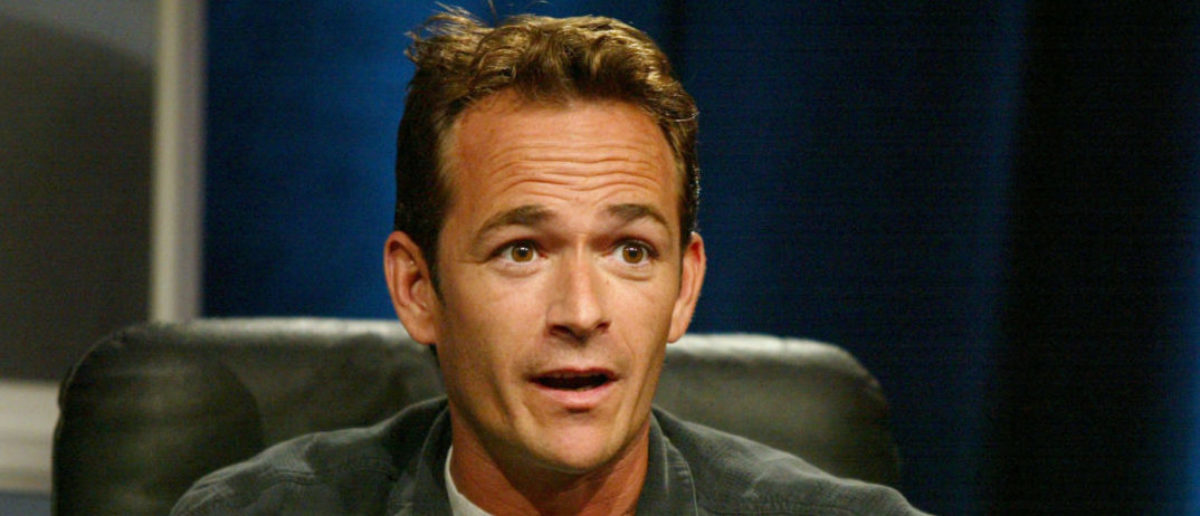 Here's What Will Happen With Luke Perry's Fortune Following His Death