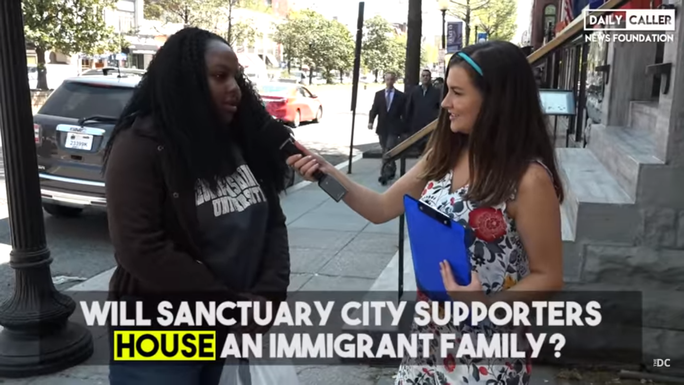 Will Obama's Neighbors House Immigrants? Sanctuary City Supporters Answer