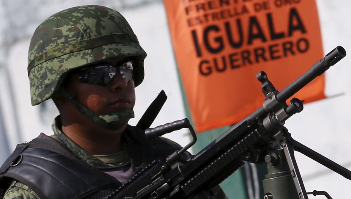 Pentagon Reviewing US Military Rules After Soldiers Were Detained By Mexican Troops
