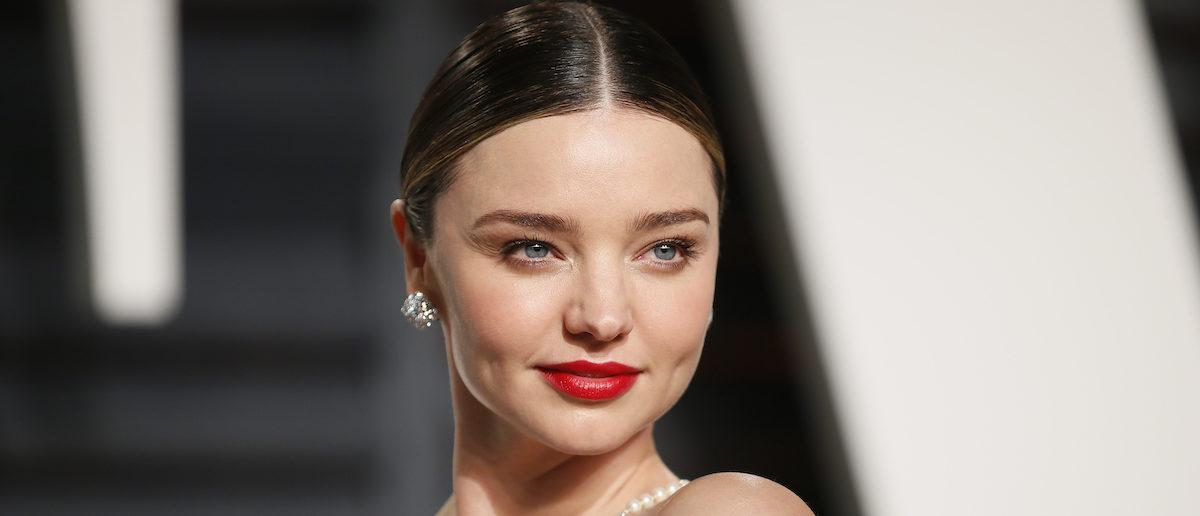 89th Academy Awards - Oscars Vanity Fair Party - Beverly Hills, California, U.S. - 26/02/17 Model Miranda Kerr. Reuters/Danny Moloshok