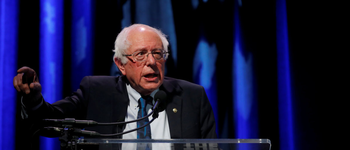 Sanders: Israel's Government Is 'Racist'