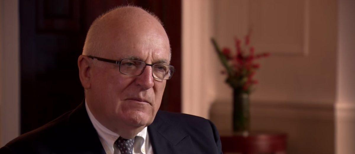 Sir Richard Dearlove interview with BBC Newsnight (YouTube screen grab/BBC Newsnight)