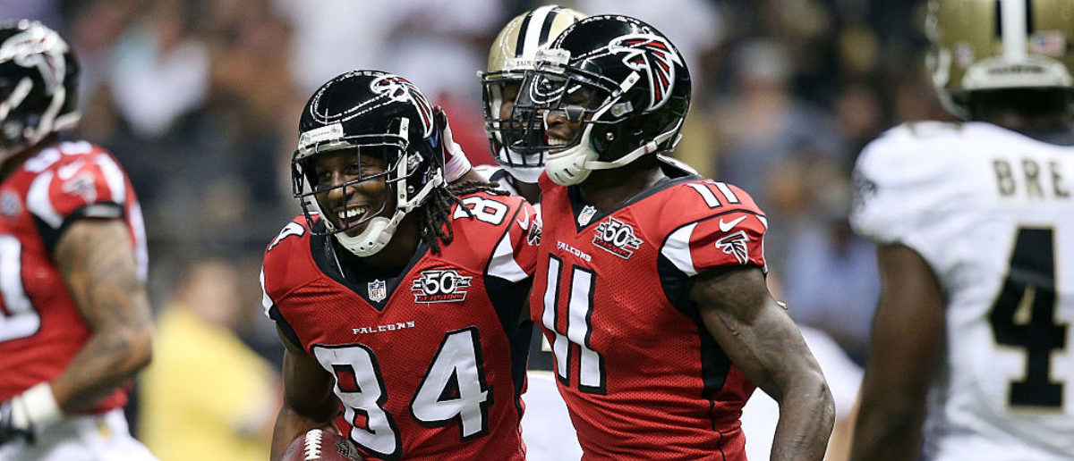 Roddy White Arrested In Georgia On Outstanding Warrant