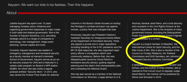 CNN Bio, Juliette Kayyem (Screenshot, CNN.com)