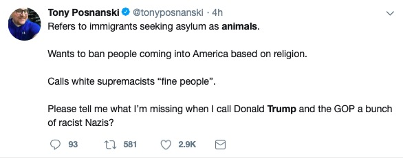 Tony Ponsanski (Twitter Screenshot)