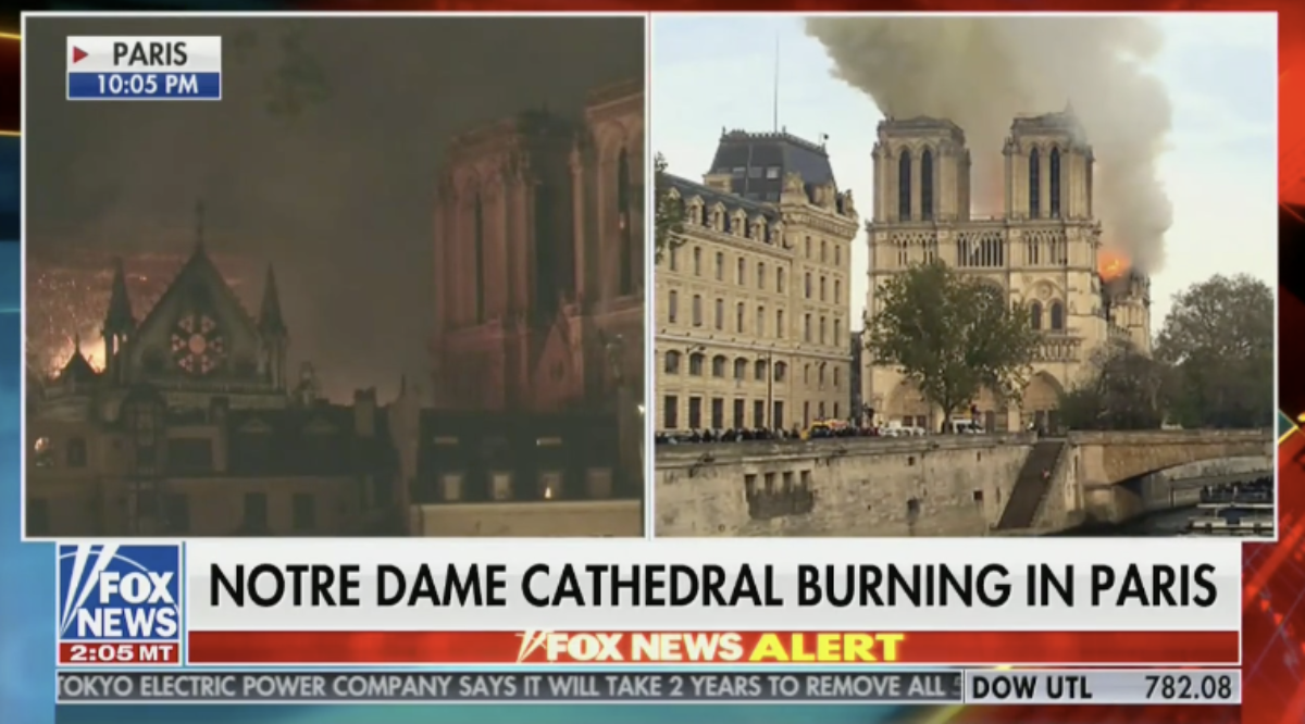 Cavuto Hangs Up On Bill Donohue After He Links Notre Dame Fire To Recent Paris Church Attacks