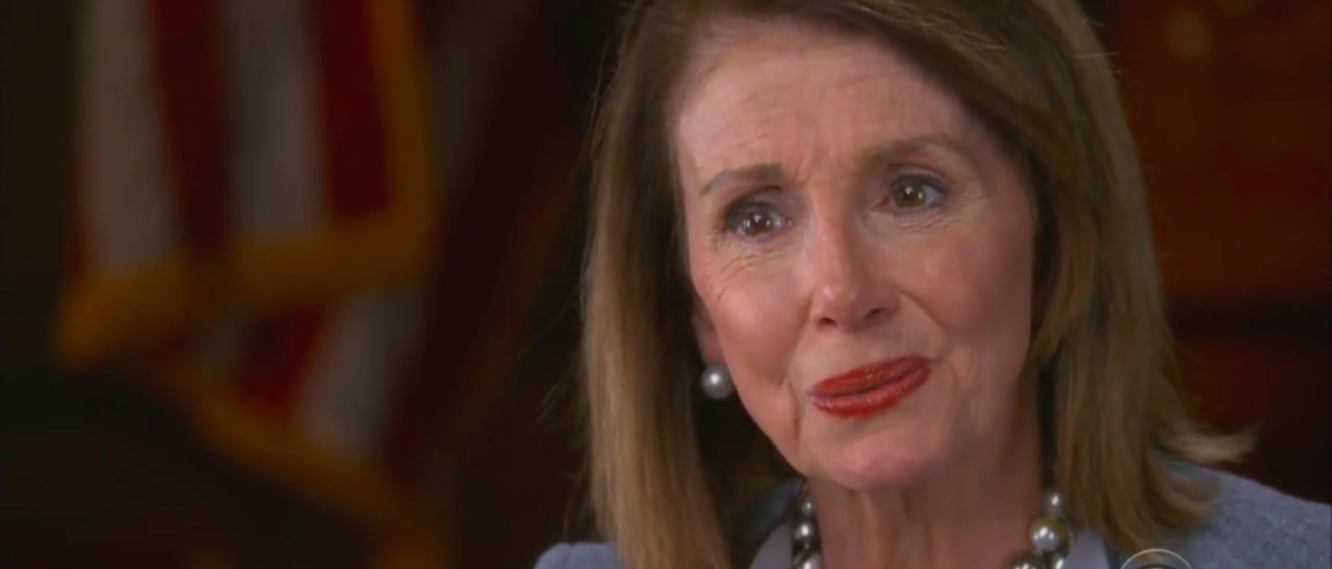 Nancy Pelosi Claims A 'Victory' During The First 100 Days