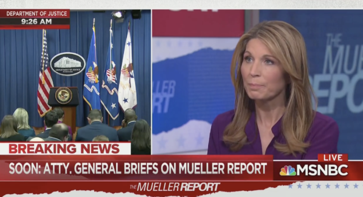 Wallace: If Mueller Found No Collusion 'It Wouldn't Have Taken 22 Months'