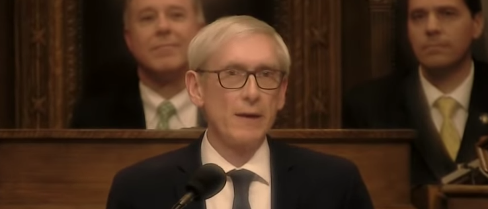 Wisconsin Gov Will Veto 'Born Alive' Bill Because It's 'Not A Productive Use Of Time'