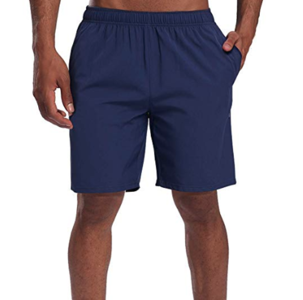 Available in multiple colors, you can get these super lightweight running shorts on sale for a limited time (Photo via Amazon)