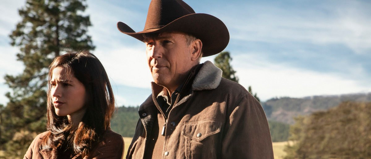 See Pictures From Sarah Coulter's 'Yellowstone' Season 2 Photoshoot