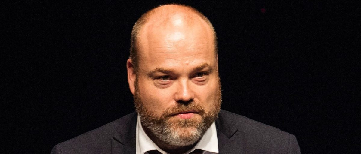 This picture taken on August 21, 2017 shows Bestseller CEO Anders Holch Povlsen during an event in Aarhus, Denmark. (TARIQ MIKKEL KHAN/AFP/Getty Images)