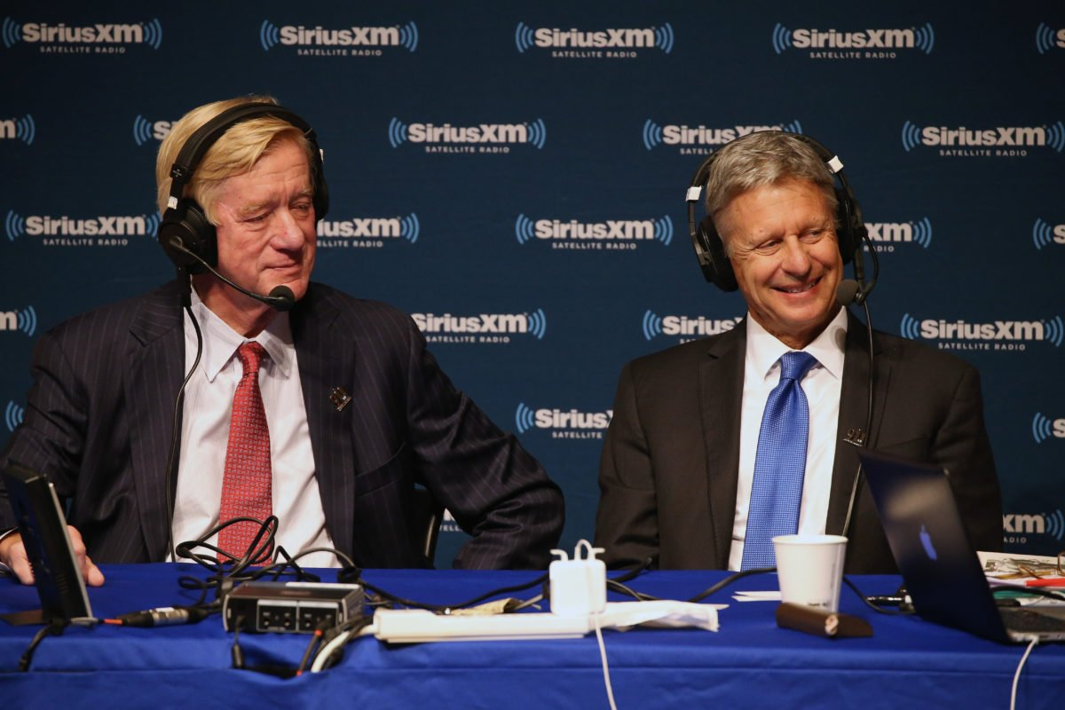Submit Your Questions for Republican Presidential Candidate Bill Weld