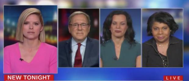 """CNN's Kate Bolduan guest hosts """"Out Front,"""" 4/24/2019. Screen Shot/CNN"""