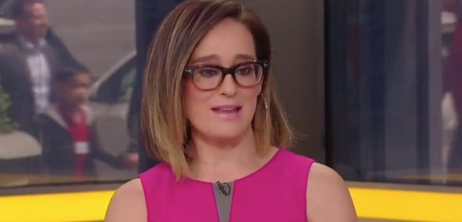 """Lisa Kennedy appears on Fox News' """"Outnumbered,"""" 4/25/2019. Screen Shot/Fox News"""