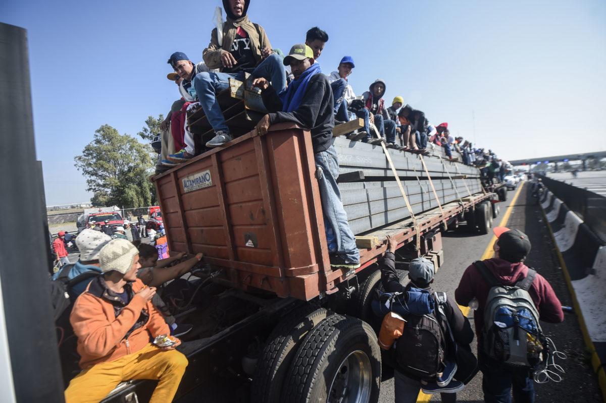 (ALFREDO ESTRELLA/AFP/Getty Images)