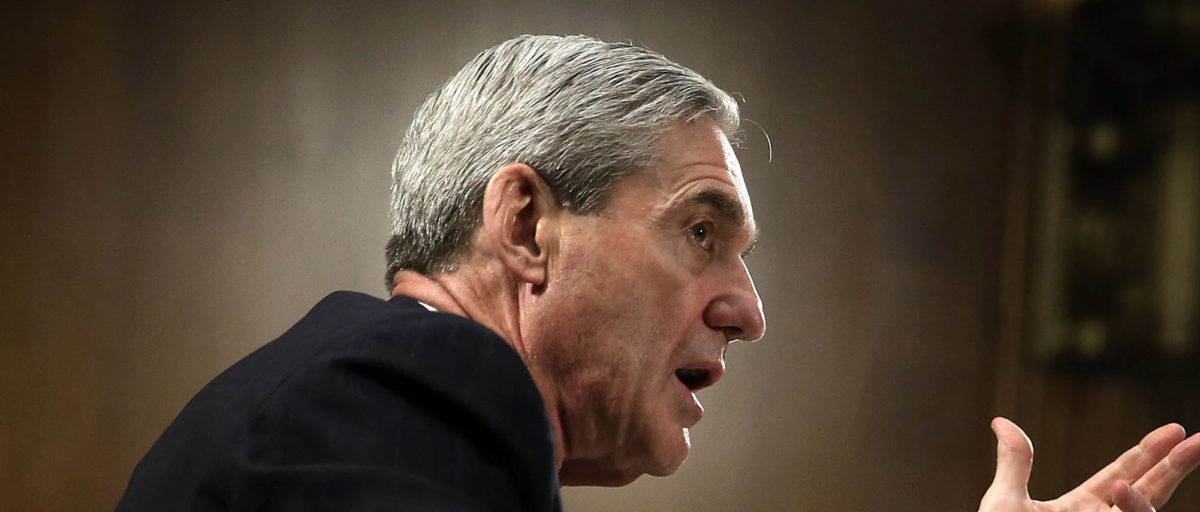 Robert Mueller Named One Of The 'Top 10 World's Greatest Leaders' By FORTUNE Magazine