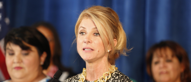 'Abortion Barbie' Wendy Davis Running For Congress 5 Years After Landslide Loss In Gubernatorial Race