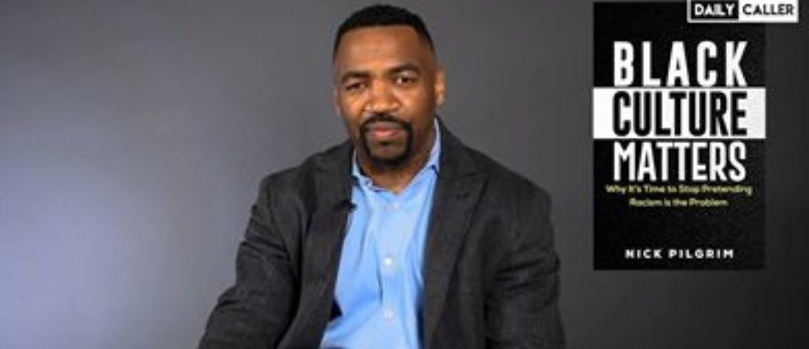 Author Nick Pilgrim Says Black Americans Are Suffering From