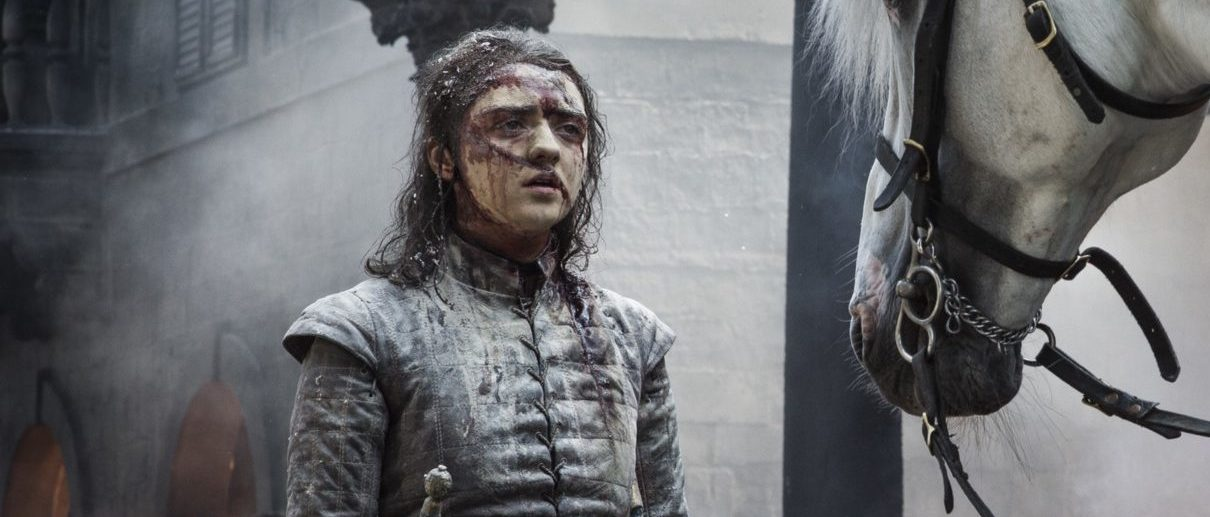 Arya Scene In 'Game Of Thrones' Episode 5 Draws Bible Comparison Of Death On A Horse