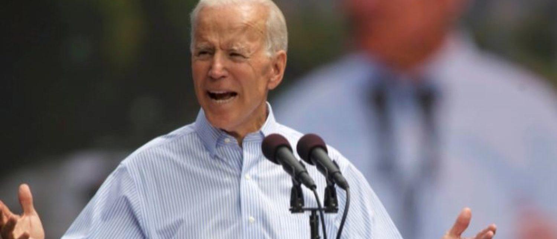 Democratic 2020 U.S. presidential candidate and former Vice President Joe Biden speaks during a campaign stop in Philadelphia, Pennsylvania, U.S., May 18, 2019. REUTERS/Mark Makela/File Photo
