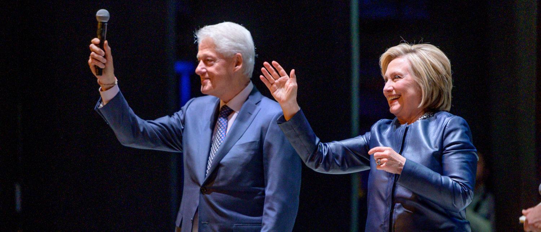 Bill Clinton Took A Shot At Brett Kavanaugh Over The Vince