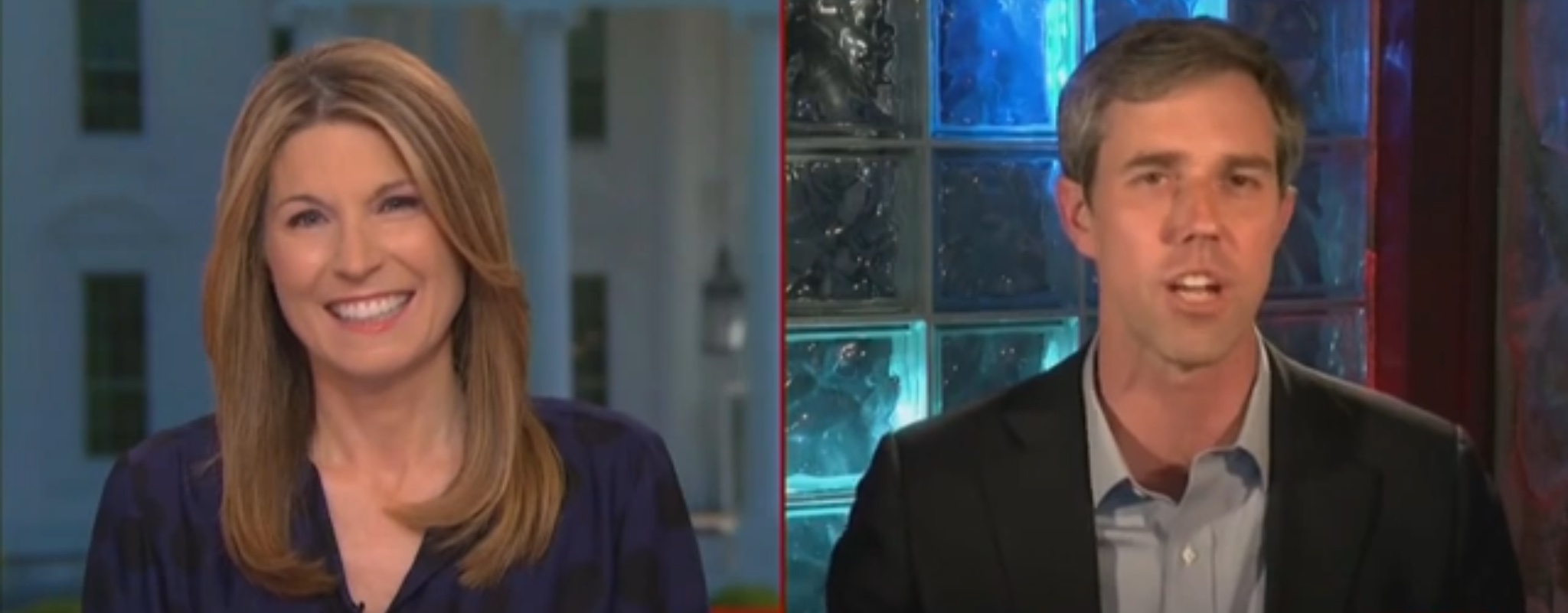 MSNBC's Nicolle Wallace Asks Beto: 'What Can We Do Better' To Cover Your Campaign
