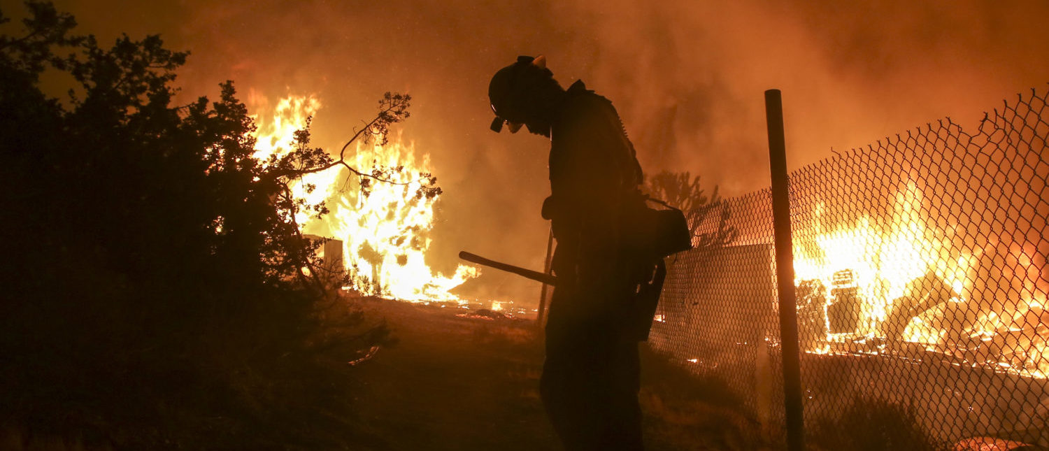 Trump Administration Withholding Wildfire Assistance To California After Audit Suggests Financial Mismanagement