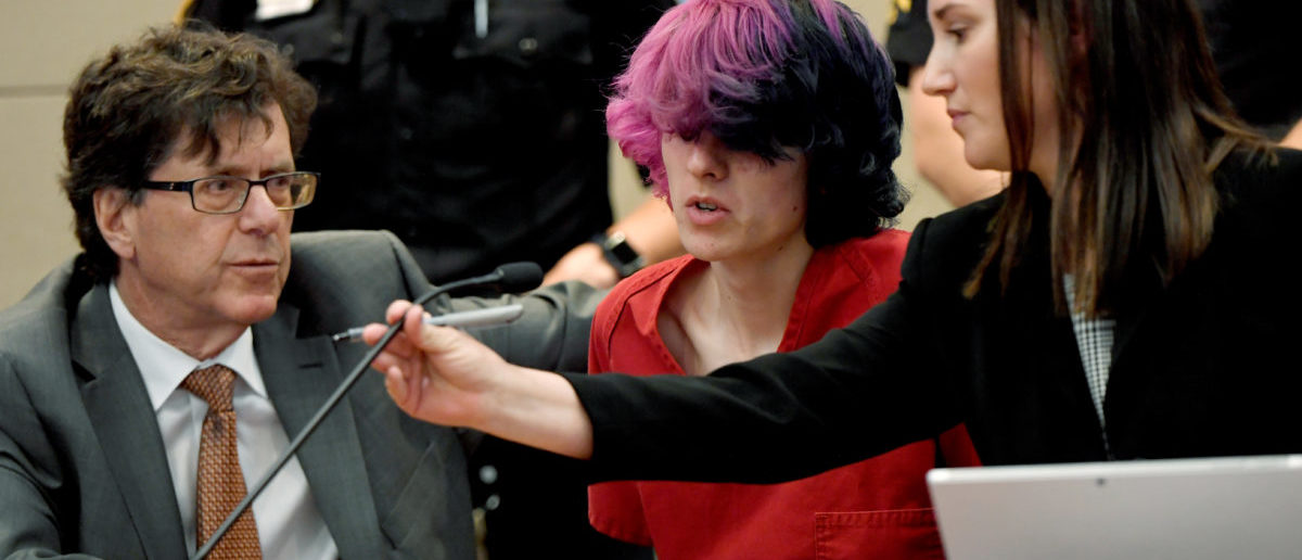 Suspected Colorado School Shooters Receive Multiple Charges
