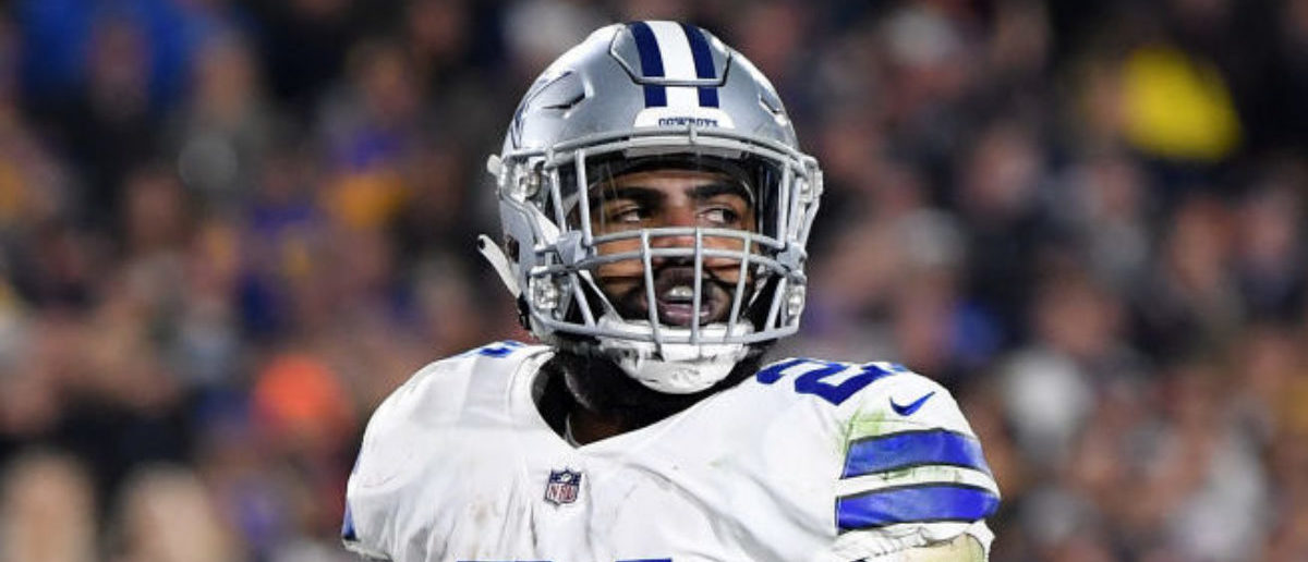 REPORT: Ezekiel Elliott Plans On Holding Out If Cowboys Don't Give Him A New Deal