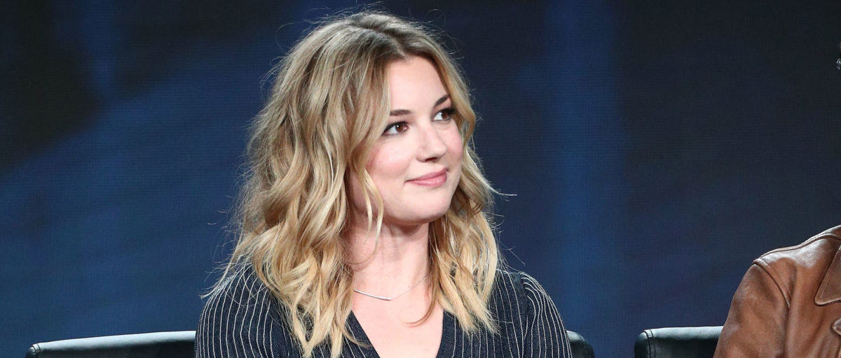 Emily VanCamp Turns 33 Years Old