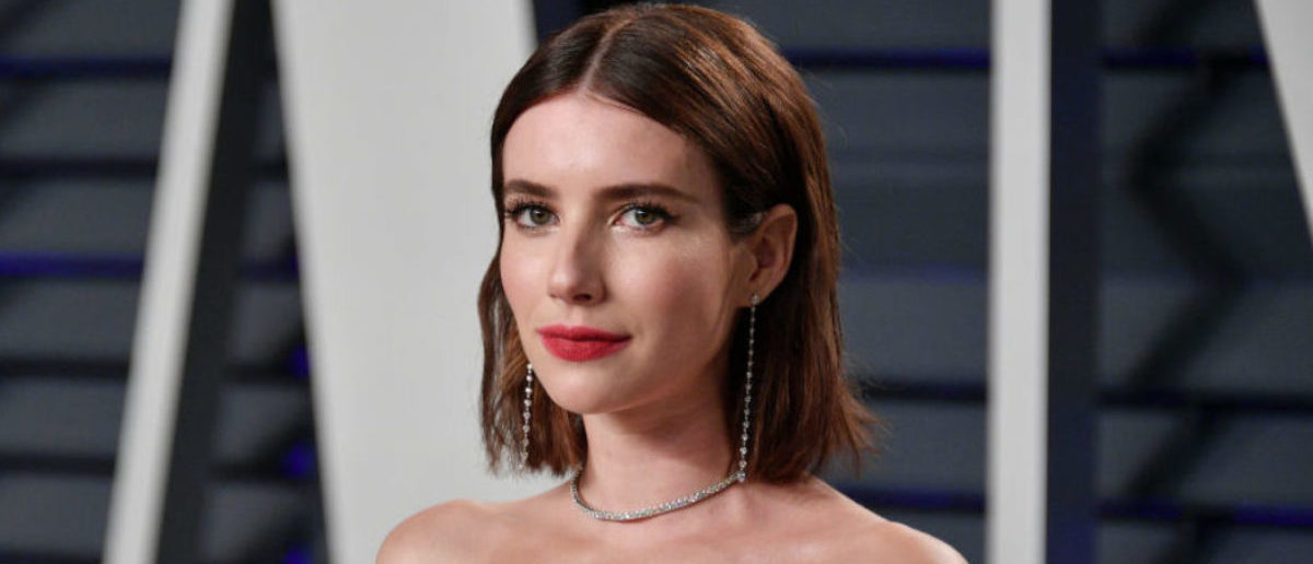 Emma Roberts Opens Up About Her Split From Evan Peters, Says She's Trying To Live In The 'Middle'