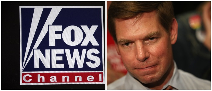 Fox News Reportedly Turned Down Swalwell Town Hall Request