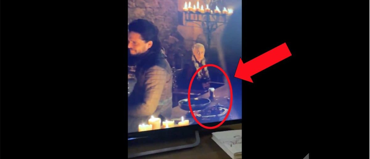 Coffee Cup Appears By Mistake In 'Game Of Thrones' Episode