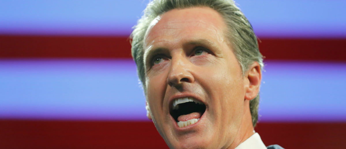 What Do Rolling Blackouts And Sky-High Gas Prices Mean For Gov Newsom's Job As Governor?